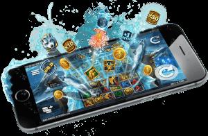 iPhone casino app